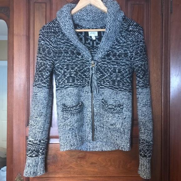 Wilfred Free Erable Wool/Alpaca blend Cardigan